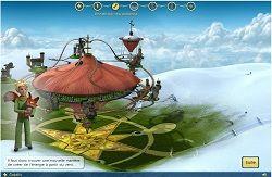 L'énergie éolienne avec le Petit Prince - Un court module de jeu expliquant le fonctionnement d'une éolienne