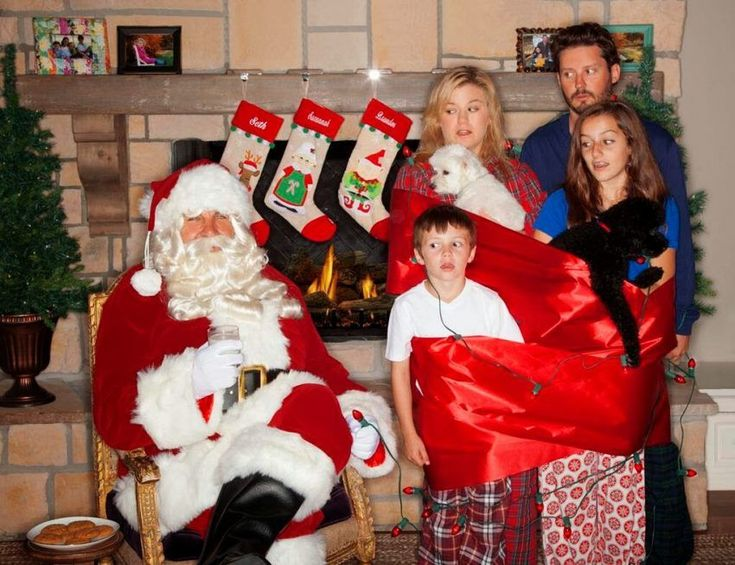 30 Funny Family Christmas Pictures