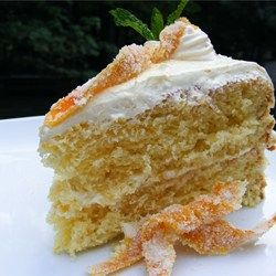 Allrecipes Recipe  Beat And Bake Orange Cake