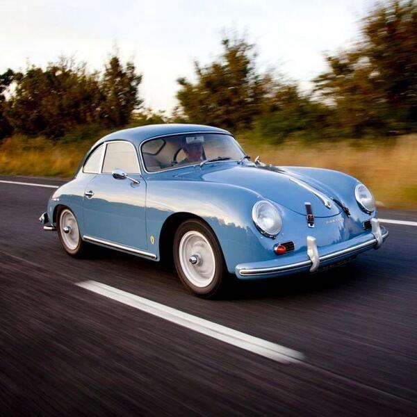 Porsche 356, 1959