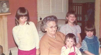 Missy's Snapshots: My Maternal Grandmother