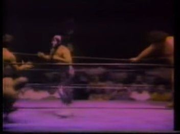 11 PM Action News (WXYZ-TV 7 Detroit; February 2, 1983) | Tags: wrestling, sports