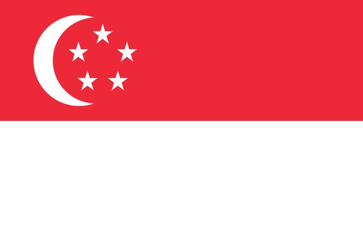 Flag of Singapore - Gallery of sovereign state flags - Wikipedia, the free encyclopedia
