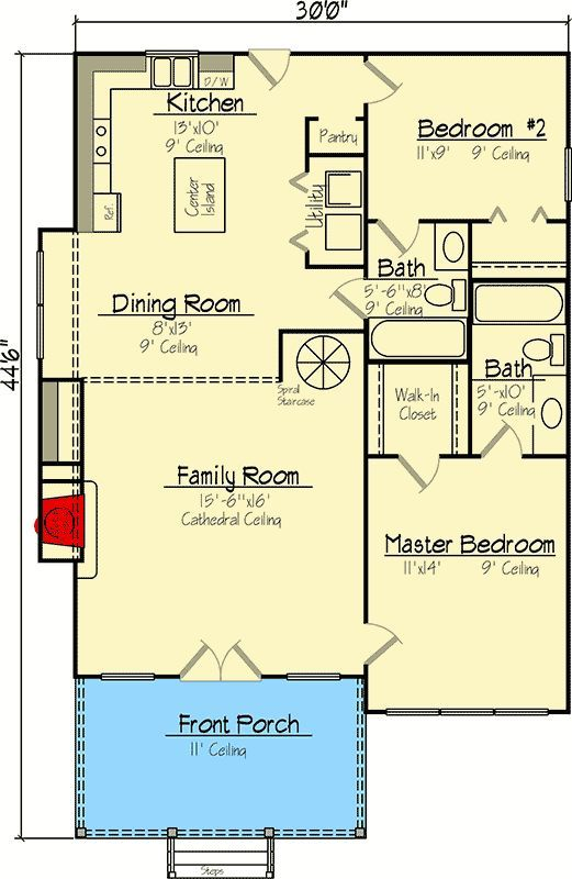 Shotgun House Design: 133 Best Shotgun House Plans Images On Pinterest