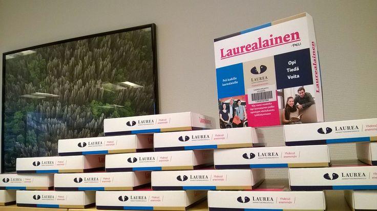 Laurealainen-peli https://laurea.finna.fi/Record/laurus.86201