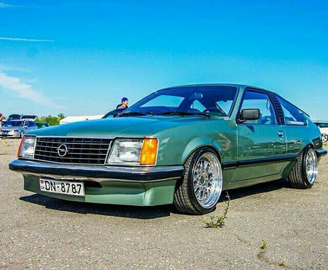 Opel Monza. The original Holden Commodore sedan and stationwagon was based on the Opel. We never got a fastback version like this, unfortunately, which would have been awesome.