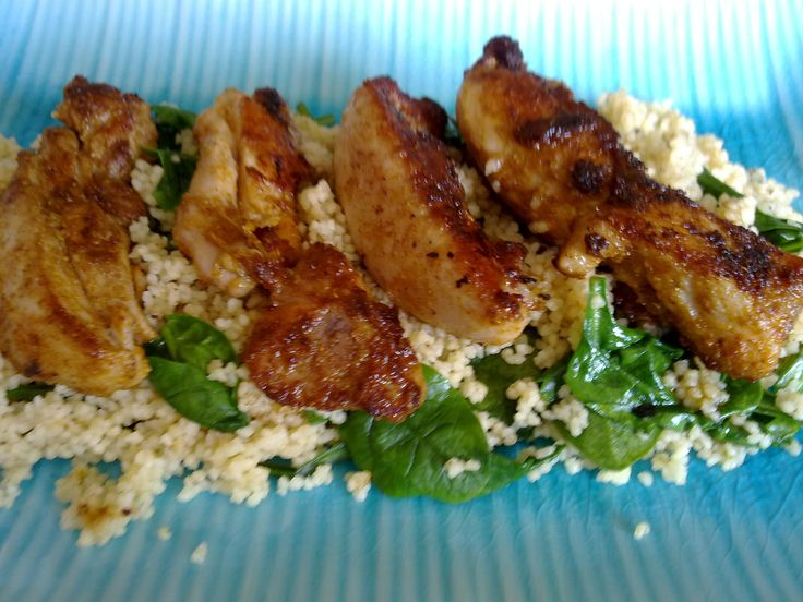 Recipe of the Week - Moroccan Chicken This simple chicken dish is delicious, nutritious and only uses one pan.