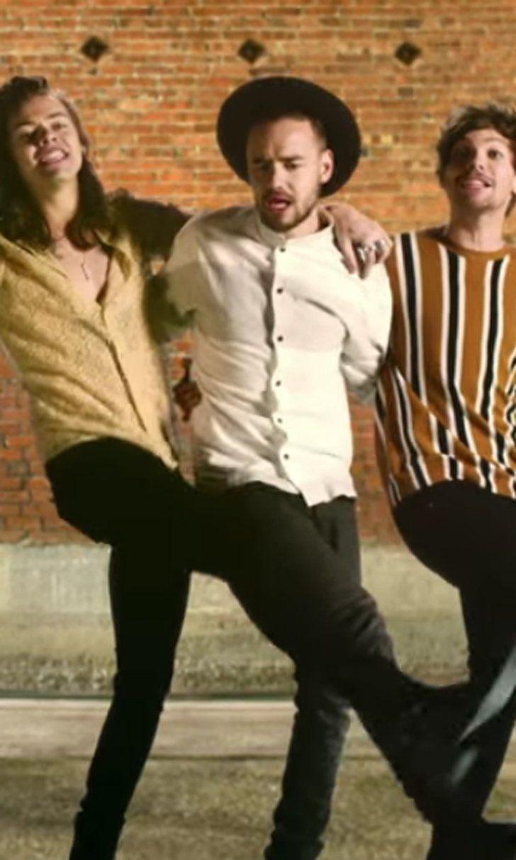 """Pin for Later: Le Nouveau Clip de One Direction Confirme Que """"History"""" Est à Propos de Zayn"""