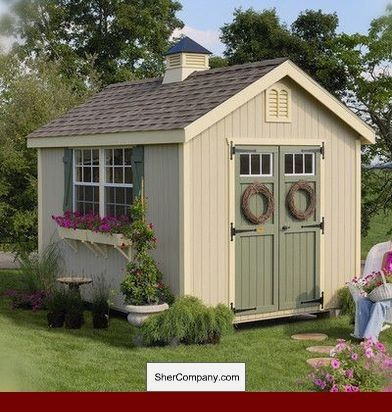 English Potting Shed Plans And Pics Of Shed Plans For 10 X 12