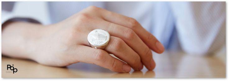 Silver Jesus Christ ring 925실버반지 은반지 순은반지 십자가반지 스키니팝 : 스키니팝