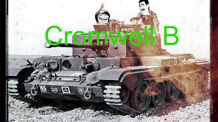 Мастер-класс.Cromwell B!!!