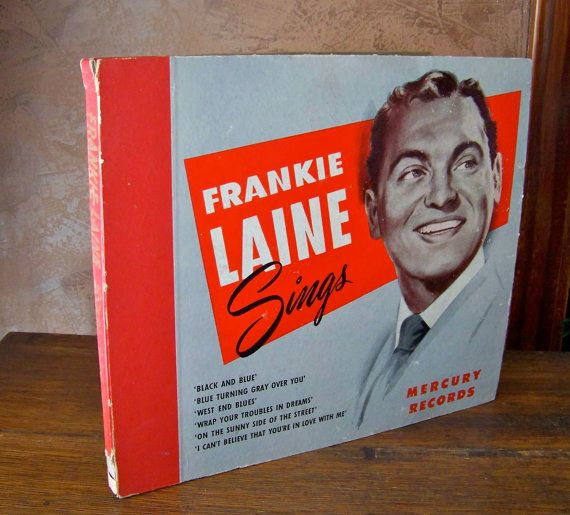 Frankie Laine Sings 78 RPM Record Album by cynthiasattic on Etsy, $32.00: Lain Records, Golden Oldies, Vintage, Lain Singing, Dads Spaces, Records Players, Dads S Spaces, Frankie Lain, Records Album