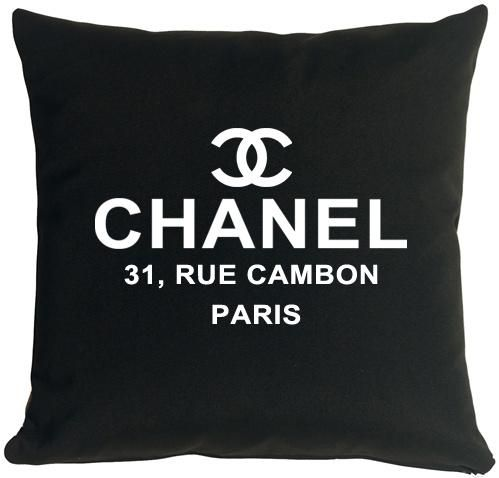 ~Chanel: 'Worn by couches all across the nation'