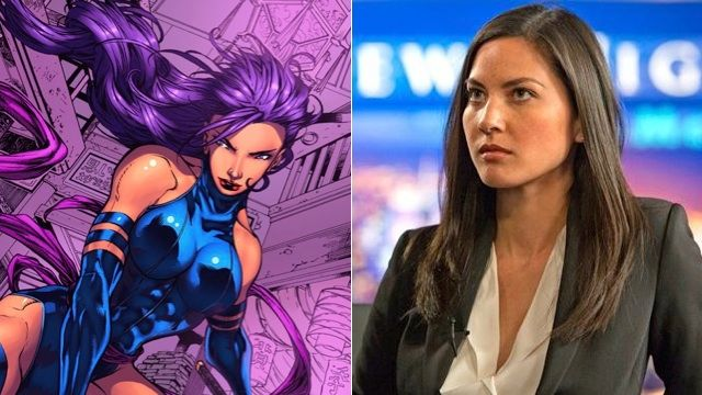 Fan-favorite mutant Betsy Braddock, a.k.a. Psylocke, will be joining the X-Men movie-verse in Apocalypse, and she'll be played by Olivia Munn! Director Bryan Singer Instagrammed the newscasting, making her the newest addition to the next X-movie's expanding mutant cast, although she undoubtedly won't be the last.