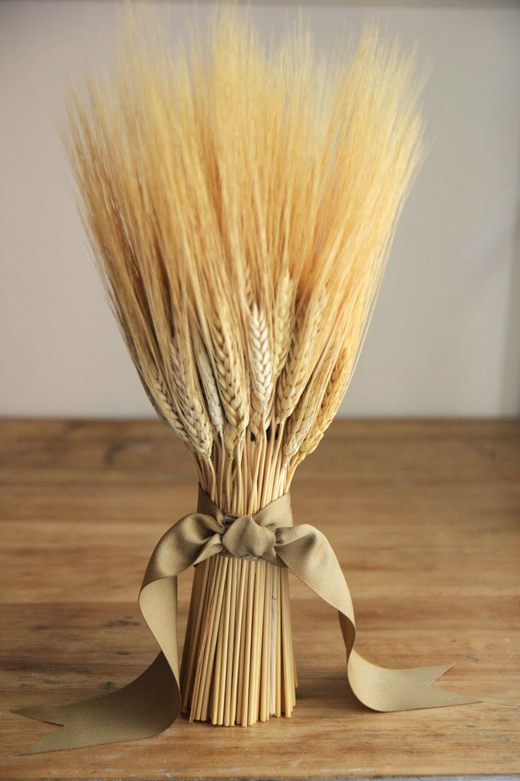 Best 25 wheat centerpieces ideas on pinterest wheat for Wheat centerpieces