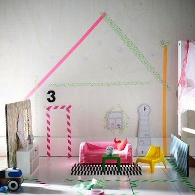 Ikea meubels voor het poppenhuis