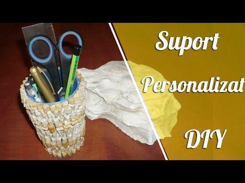 Cum Sa Faci Un Suport Personalizat - DIY