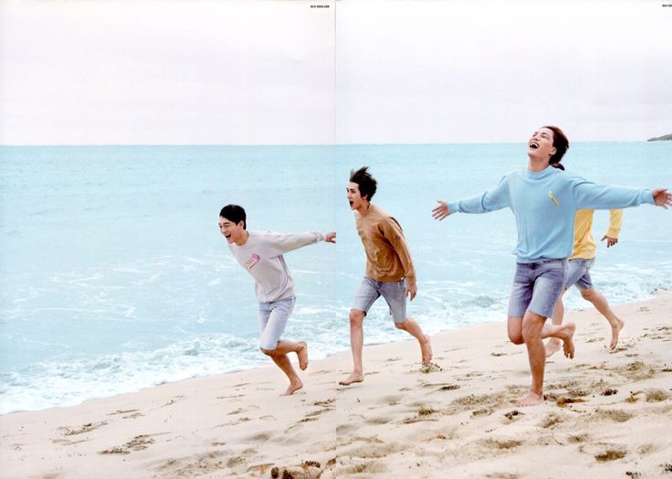 Chen, Kai, Suho and Sehun | EXO Dear Happiness photobook 2016 <3 oliv-xoxo.com