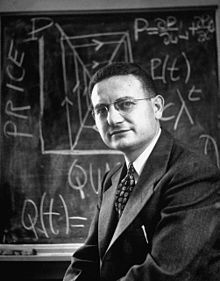 Paul Samuelson, born in Gary in 1915, was the first American to win the Nobel Prize in Economics.