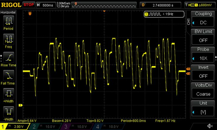 'OscScreenGrabLAN.py' is a Python script that captures whatever is displayed on the screen of a Rigol DS1000Z series oscilloscope.  It can save data as a CSV or as a WYSIWYG PNG or BMP.  For this, SCPI (Standard Commands for Programmable Instruments) are sent from the computer to the oscilloscope, using the LXI (LAN-based eXtensions for Instrumentation) protocol over a Telnet connection.  The computer and the oscilloscope are connected together by a LAN (Local Area Network)....