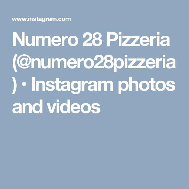 Numero 28 Pizzeria (@numero28pizzeria) • Instagram photos and videos