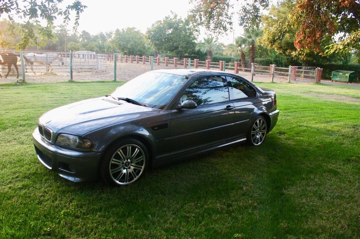 Nice Amazing 2002 BMW M3 cpe 2002 BMW M3 Coupe 3.2 liter 6-cyl engine. Manual w/SMG LOW MILES!! 2017/2018