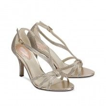 Paradox Pink Vibrant Champagne Shoes - The Wedding Boutique