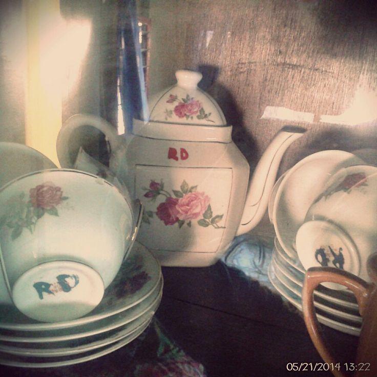 Granny's stuff