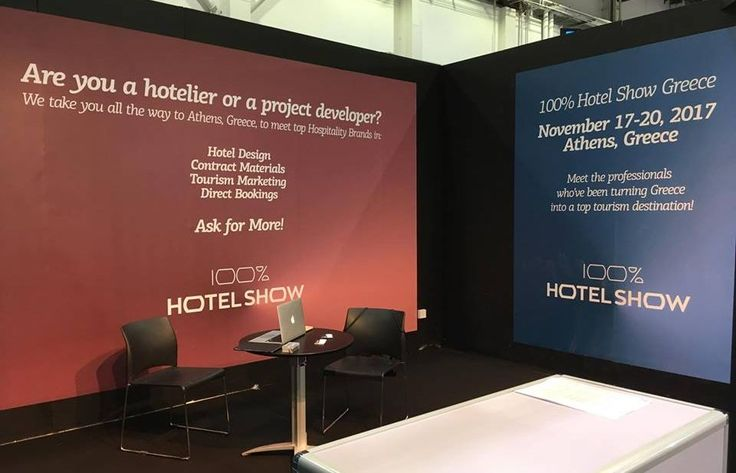 '100% Hotel Show' Goes to Dubai to Promote Greek Hospitality.