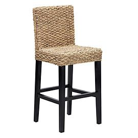Yummy bar stools!  Love the texture not sure how well they will hold up / clean up ...
