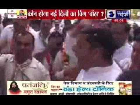 Lok Sabha Election 2014: Battle in New Delhi