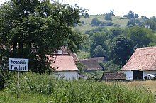 Roandola, Biserica evanghelică, fortificată, Foto: Nicu Perlea