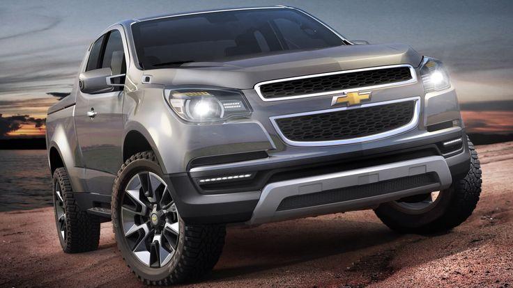 2013 Chevrolet Colorado #Chevrolet #Chevy #Colorado