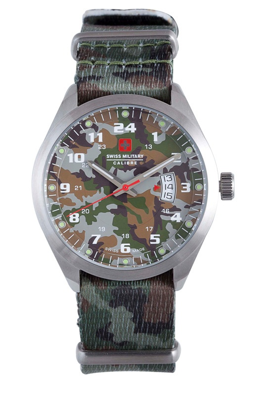 Swiss Military Calibre Mens Trooper Collection