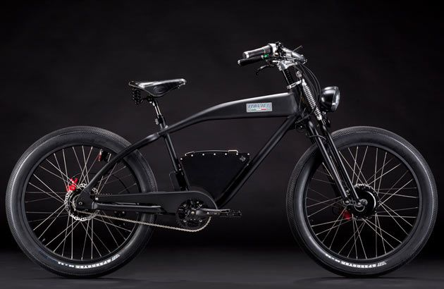Diablone electric bike - ITALJET