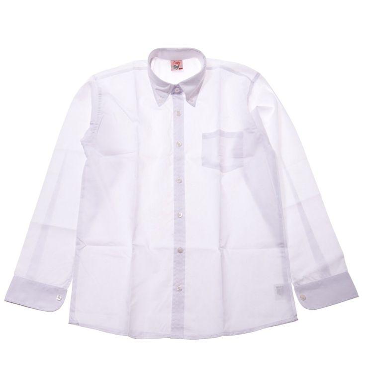 ΑΖ πουκάμισο παρέλασης για αγόρια  €14,90