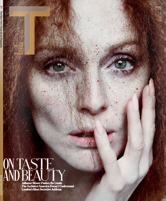 New York Times Style Magazine, Spring 2013