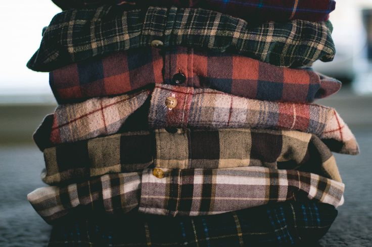 leather and flannels