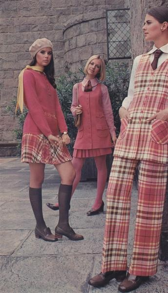 Bobbie Brooks magazine ad from 1969......I remember going shopping for school clothes and  Bobbie Brooks was what I loved to wear during high school!!