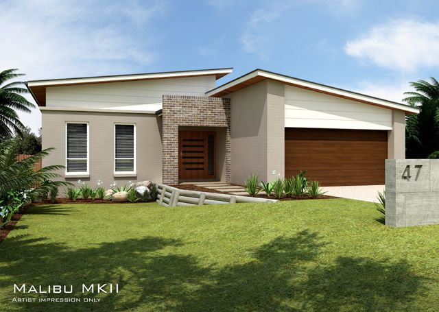 Tullipan Homes building contractors, split level home design and custom home builders on the New South Wales Central Coast