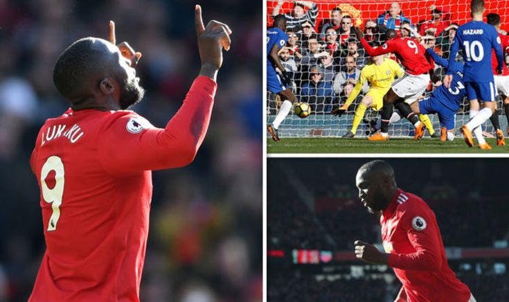 Romelu Lukaku hits back at critics with huge Man Utd claim after Chelsea goal