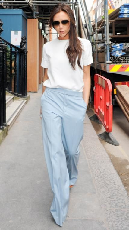 Victoria Beckham's Most Stylish Looks Ever - March 20, 2014 from #InStyle
