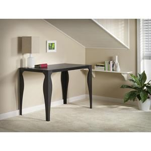 Farrago Table Desk In Classic Black