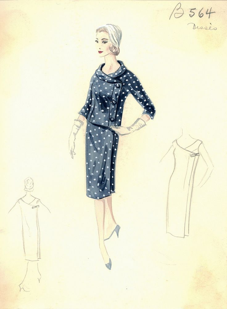 Bergdorf Goodman Archives. Day Dresses & Ensembles: ana_lee