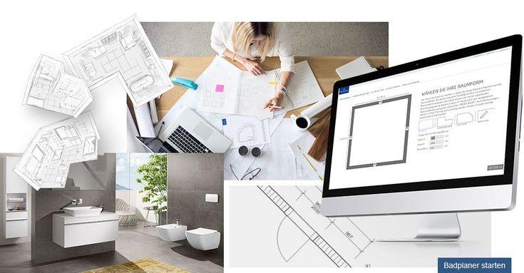 Planen Sie Ein Badezimmer Mit Dem Online Badplaner Badezimmer Badmobel Badezimmermobel Badmobel Set Spiegelschrank Yalova Villeroy Boch Investment Tools