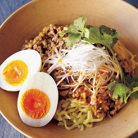汁なし担担麺(たんたんめん) bySHIORIさんの料理レシピ - レタスクラブニュース