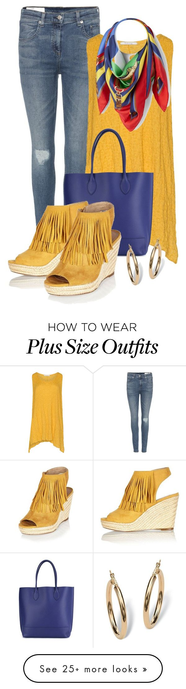 """Untitled #1220"" by carla-palmisano-50 on Polyvore featuring rag & bone, Oliver Jung, Mulberry, River Island and Palm Beach Jewelry"