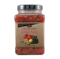 Italian Rose Salsa from Sam's Club. This  stuff is yummy and super fresh!