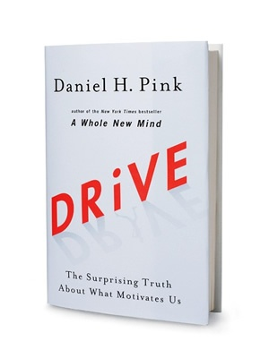 Dan Pink - Drive - a great book about motivation