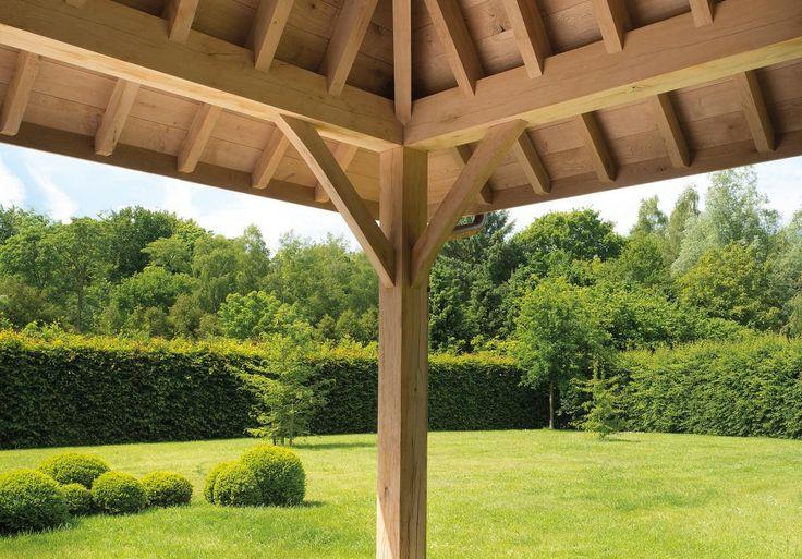 Best overkapping in hout extension en bois et pergola